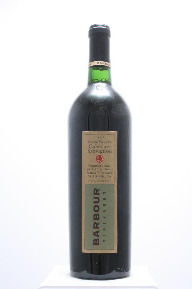 Barbour Cabernet Sauvignon 1997