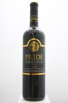 Pride Mountain Vineyards Merlot Sonoma County / Napa County 2008
