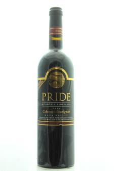 Pride Mountain Vineyards Cabernet Sauvignon Vintner Select Cuvée 2006