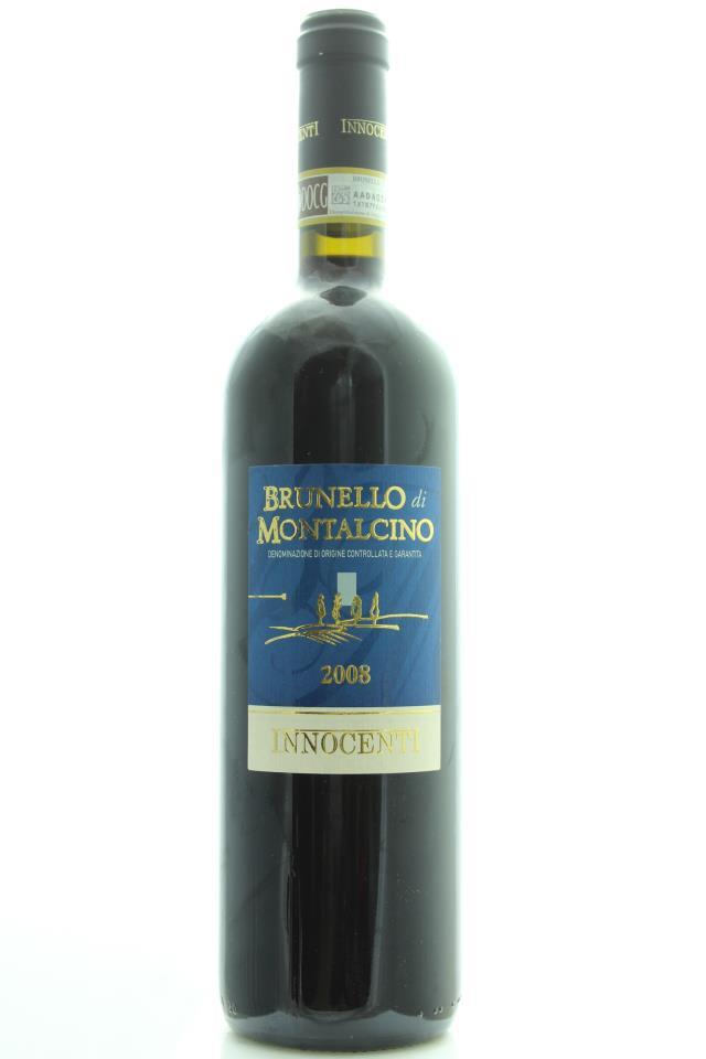 Innocenti Brunello Di Montalcino 2008