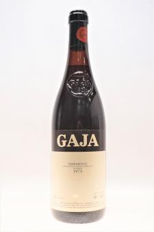 Gaja Barbaresco 1979
