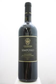 Trerose Vino Nobile Di Montepulciano Simposio 2009