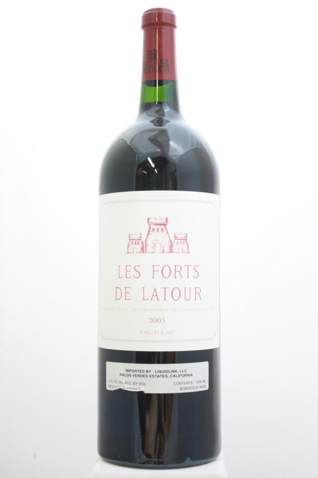 Les Forts de Latour 2005