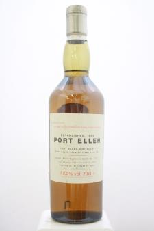 Port Ellen 24-Year Old Single Malt Whisky Cask Strength 3rd Release 1979