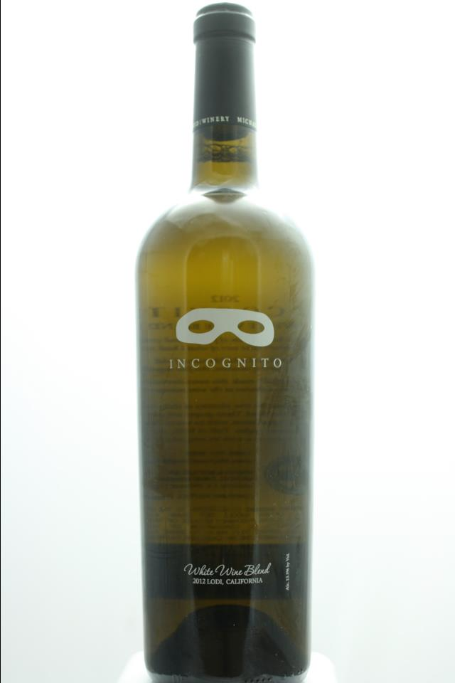 Michael David Proprietary White Incognito 2012