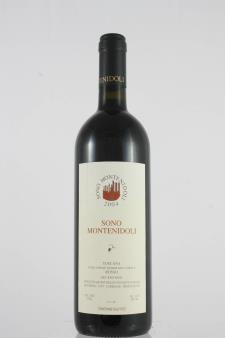 Montenidoli Toscana Rosso Sono Montenidoli 2004