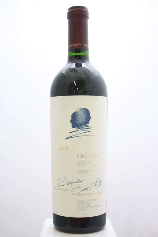 Opus One 2003