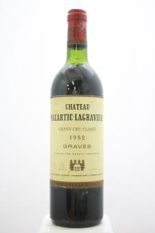 Malartic-Lagravière 1982