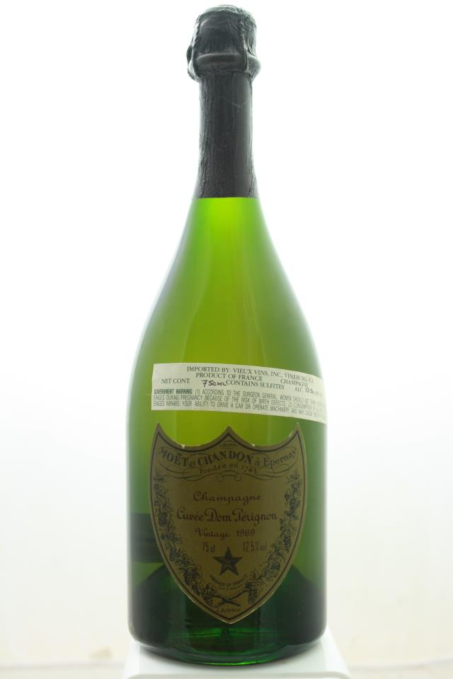 Moët & Chandon Dom Pérignon Brut 1969