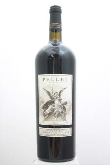 Krill Family Vineyards Cabernet Sauvignon Pellet Vineyard 2012