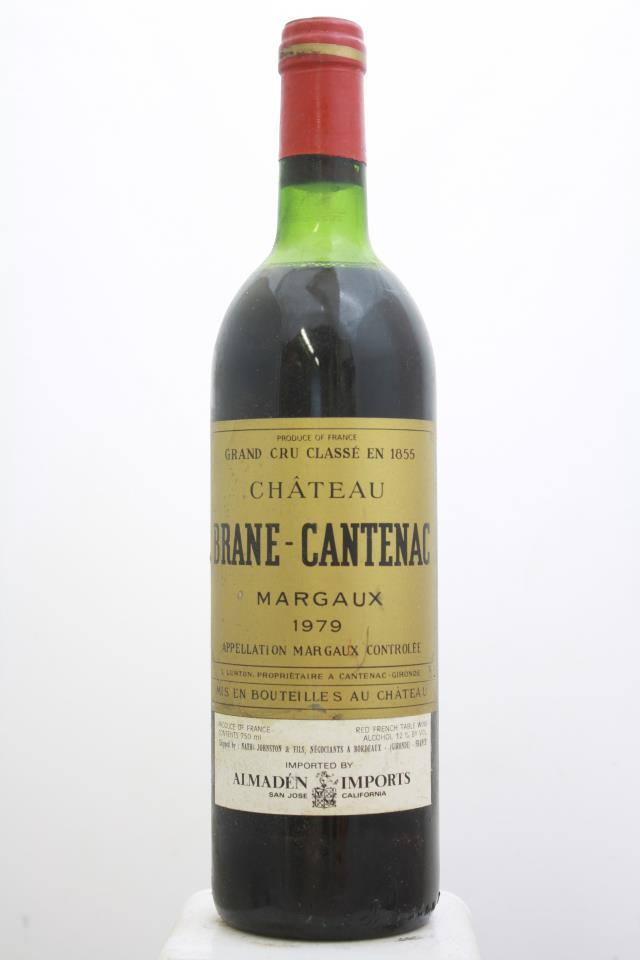 Brane Cantenac 1979