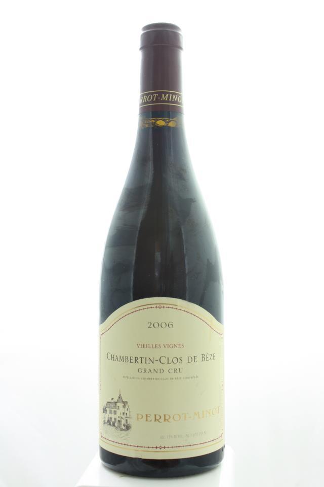 Perrot Minot Chambertin-Clos de Bèze Vieilles Vignes 2006