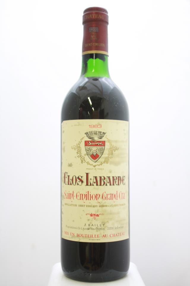 Clos Labarde 1983