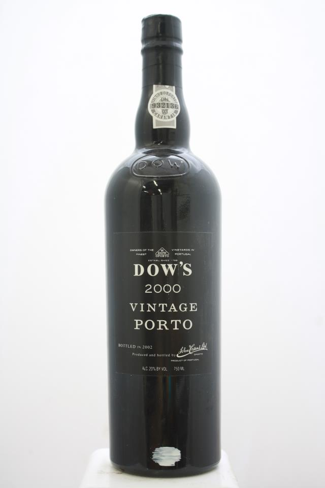 Dow's Vintage Porto 2000