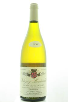 Yves Boyer-Martenot Puligny-Montrachet Le Cailleret 2010
