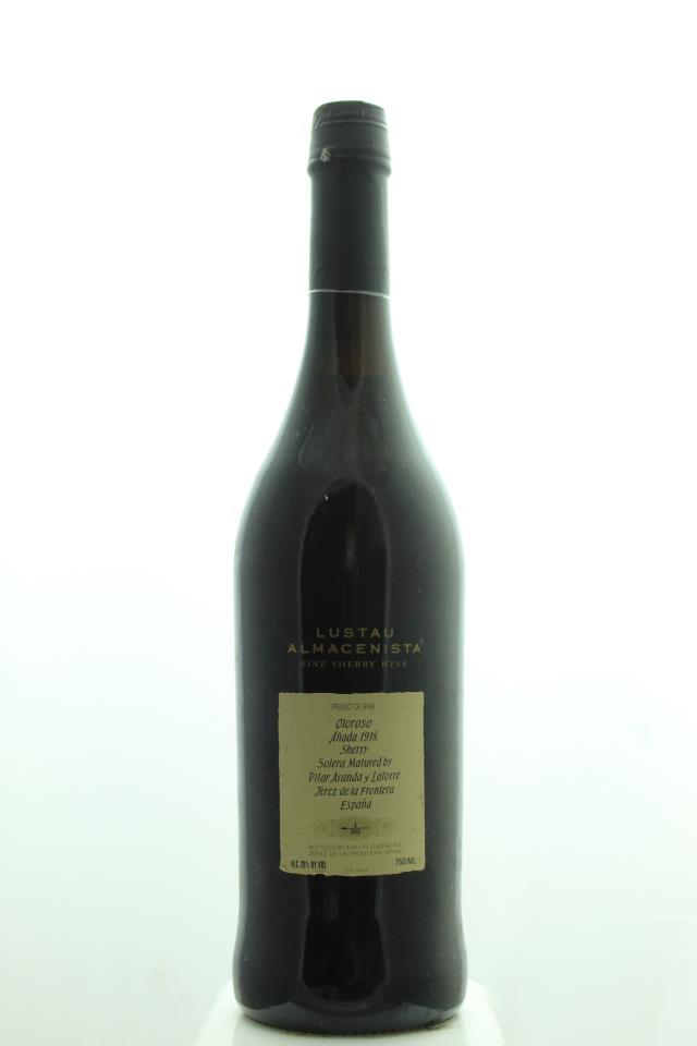 Emilio Lustau Almacenista Fine Sherry Añada 1918 NV