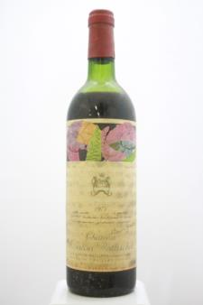 Mouton Rothschild 1975