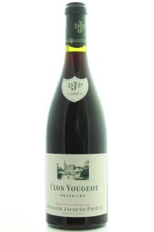 Domaine Jacques Prieur Clos de Vougeot 2007