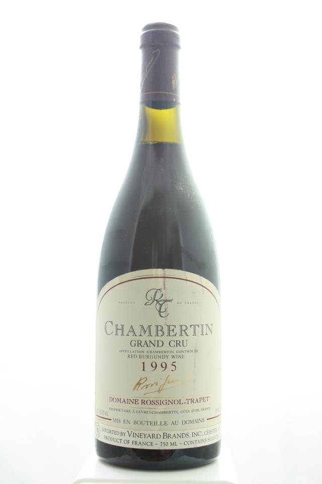 Rossignol-Trapet Chambertin 1995
