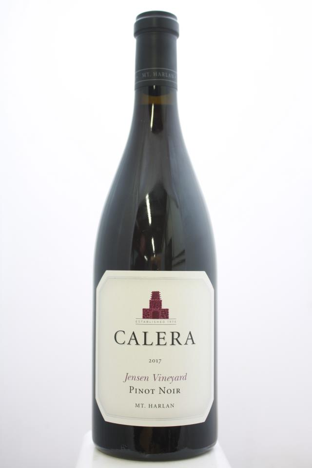 Calera Pinot Noir Jensen Vineyard 2017