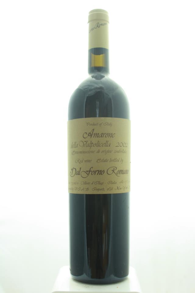 Dal Forno Romano Amarone della Valpolicella 2002