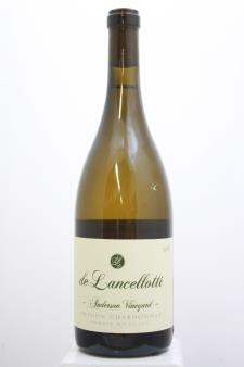 de Lancellotti Chardonnay Anderson Vineyard 2016