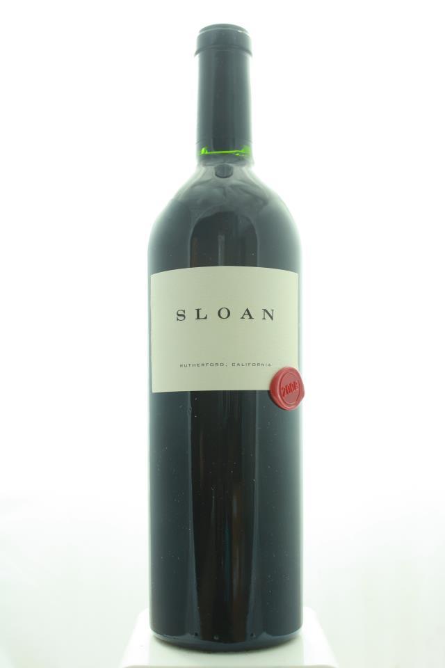 Sloan Estate Proprietary Red 2008