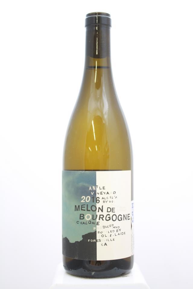 Jolie-Laide Melon de Bourgogne Antle Vineyard 2016