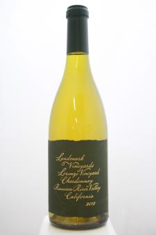 Landmark Vineyards Chardonnay Lorenzo 2012