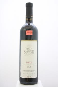 Paolo Scavino Barolo 2001