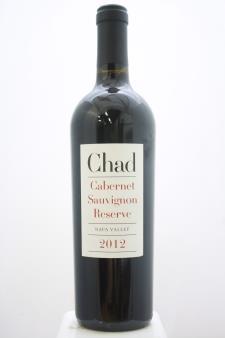 Chad Cabernet Sauvignon Reserve 2012