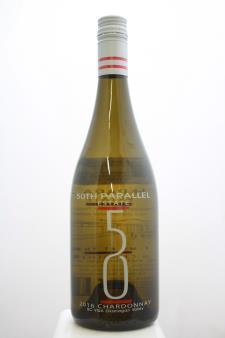 50th Parallel Estate Chardonnay 2016
