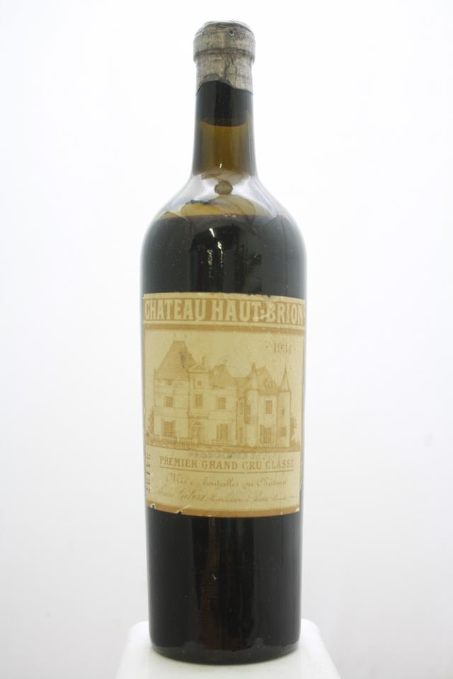 Haut-Brion 1934