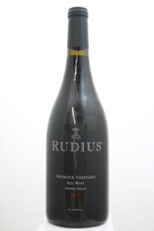 Rudius Proprietary Red Bedrock Vineyard 2013