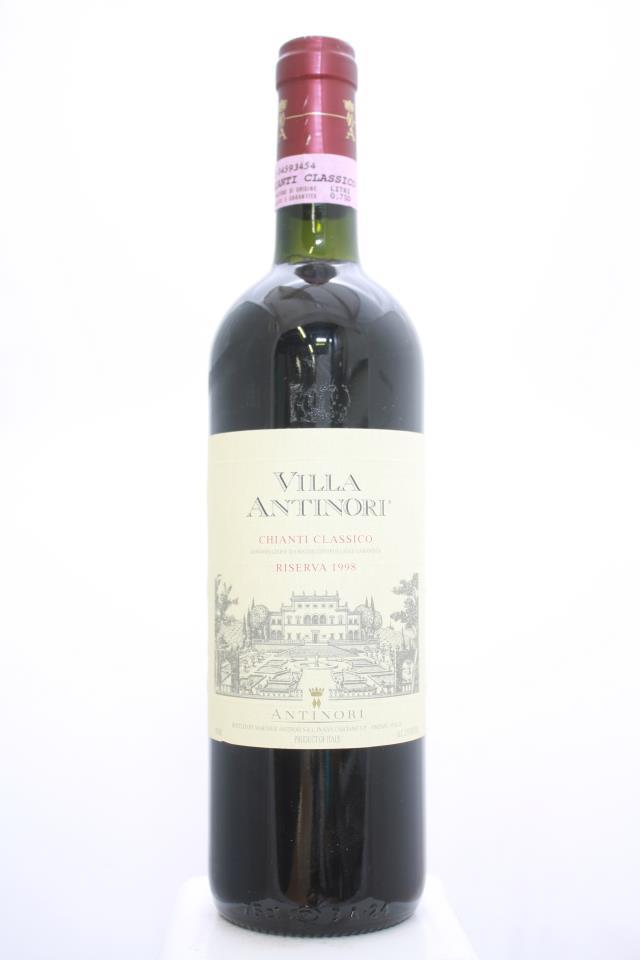 Villa Antinori Chianti Classico Riserva 1998