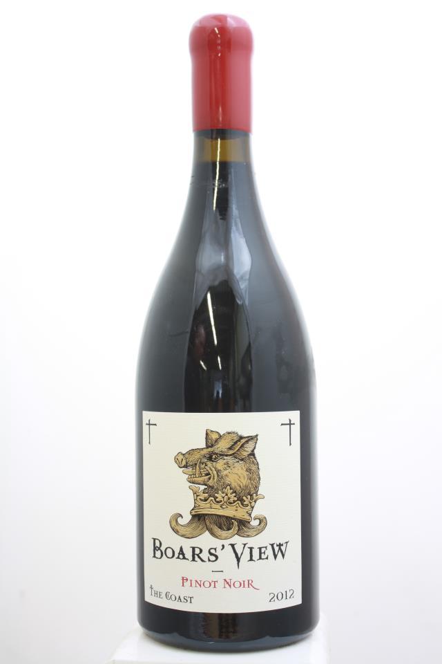 Boar's View Pinot Noir The Coast 2012