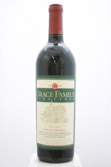 Grace Family Cabernet Sauvignon 1988