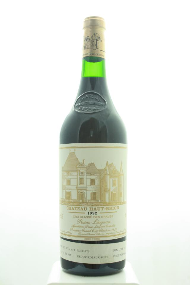 Haut-Brion 1992