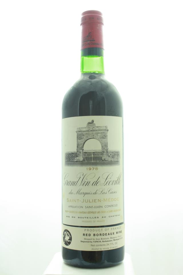 Léoville-Las Cases 1975