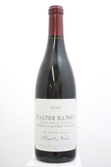 Walter Hansel Pinot Noir The North Slope Vineyard 2013