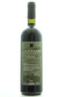 Canneto Toscana Rosso Filippone 2008