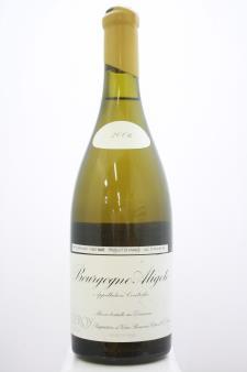 Domaine Leroy Bourgogne Aligoté 2006