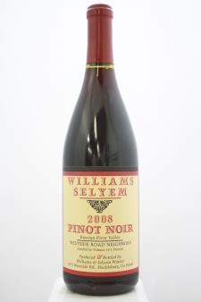 Williams Selyem Pinot Noir Westside Road Neighbors 2008
