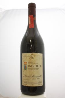 Bartolo Mascarello Barolo 1983