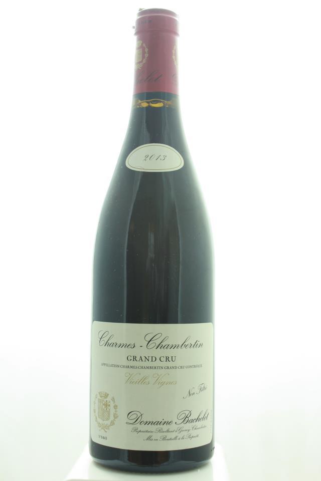 Denis Bachelet Charmes-Chambertin Vieilles Vignes 2013