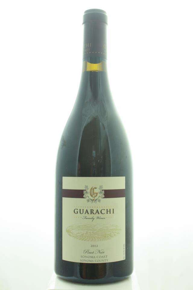 Guarachi Pinot Noir 2012
