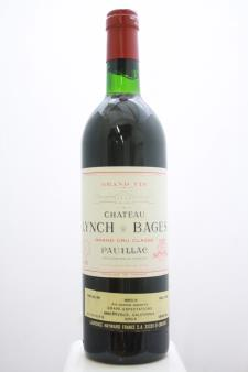 Lynch-Bages 1981
