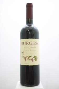 Burgess Cabernet Sauvignon 2010