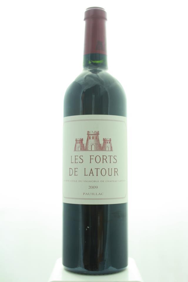 Les Forts de Latour 2009