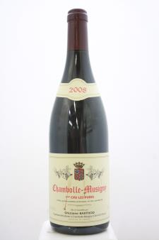 Ghislaine Barthod Chambolle-Musigny Les Fuées 2008